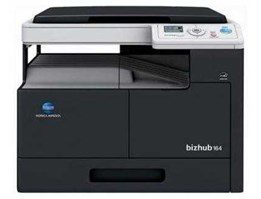 Jual mesin photo copy digital bizhub 164 konica minolta