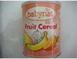 Baby Nat Fruit Cereal