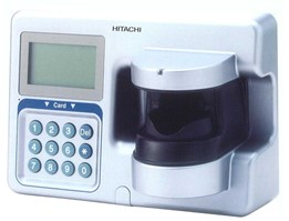 Jual Hitachi Falcon Fingervein Authentication Terminal