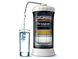 Jual Hexagon Water System 8 Stage