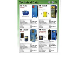 Jual Nitrogen Generator FLY SPEED