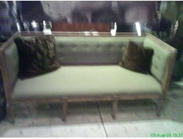 Jual sofa 2 seater