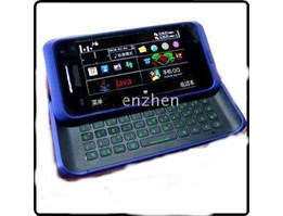 Wholesale - New N98 Bluetooth Quad band dual sim cards Slide mp3/ 4 Cell Phone