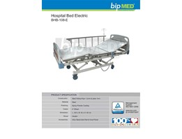 Jual BED PATIENT ELECTRIC MURAH