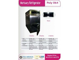 Jual Mortuary Freezer