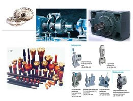 Jual Gearbox, Fluid Coupling, Motor & Gear Motor, Rock Drill Accesoris, Industrial Pump