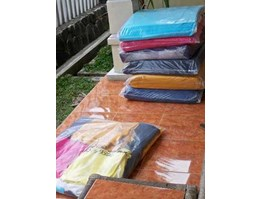 Jual cotton carded 24s