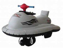 Jual AQUATIC SCOOTER utk umur 10 th