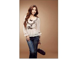 Jual ciffon blouse - import