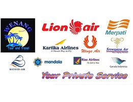Jual Airlines Tickets