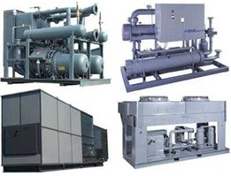 Jual Central Chillers