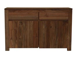 Jual Rustic Dressoir 2 dwr 2 door