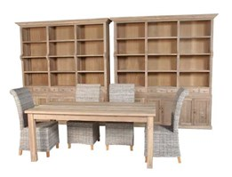 Jual FURNITURE JATI - RECYCLED TEAKWOOD