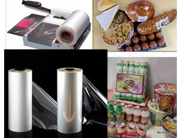 Jual POF Shrink Film ( Polyolefin shrink film)