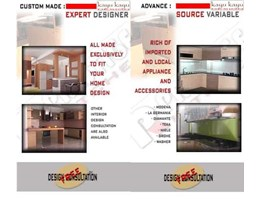 Jual Kitchen Set