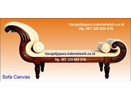 Jual Sofa Canvas