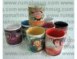 Jual Mug Photo Warna-Warni