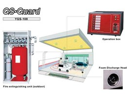 Jual Extinguishing System for Filling Stations Filling Station Fire Suppression Systems