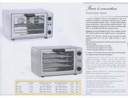 CONVECTION OVEN BRAND ROLLERGRILL