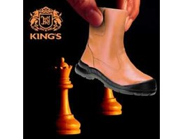 Jual KING' S SAFETY SHOES