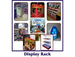 Jual Display Rack