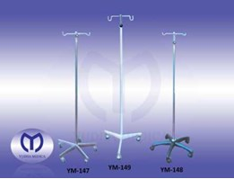 Jual YM-147, YM-149, YM-148 Tiang Infus - Infusion Stand