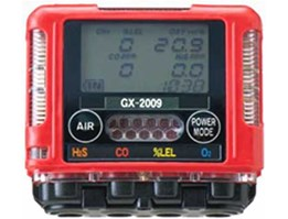 Jual GX 2009 Four Gas Personal Monitor