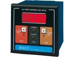 JENCO pH, ORP In-line Controller Model : 3676
