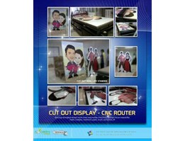 Jual CUT OUT STANDEE | STAND UP STANDEE | LIFE SIZE DISPLAY
