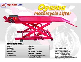 Jual BIKE LIFT / SERVICE LIFT for Motorcycle