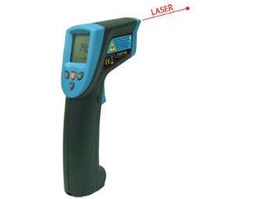 BLUE GIZMO IR Thermometer with K-Type thermocouple built-in jack Model: BG 45R