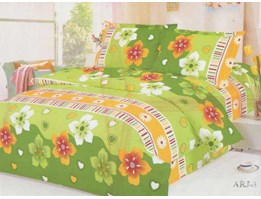 Jual Seprei Flower Green