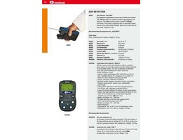 Jual gas detection