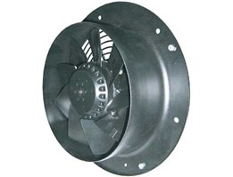Jual Exhaust Axial Round Frame 8 -10