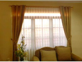 local & import fabric curtain, woodenblind, verticalblind, rollerblind, slimblind, wallpaper, carpet, etc.