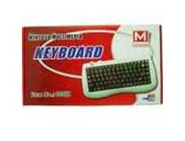 Jual Keyboard Multimedia Mini USB