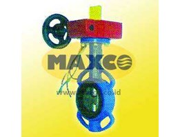 Jual Wafer Butterfly Valve