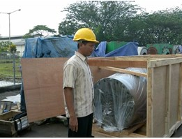 Jual PACKING, EXPORT PACK, PACKING EXPORT, WOODEN SKID, MACHINE PACK, WOODEN BOX