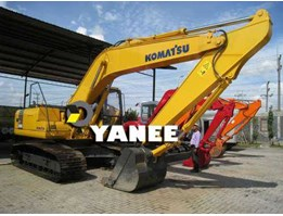 FOR RENTAL PC 200 / SEWA ALAT BERAT: Excavator Komatsu PC200-7 Thn 2008