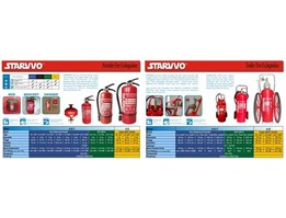 Jual Fire Extinguisher STARVVO