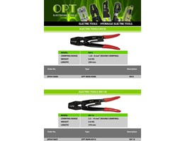 OPT electrician tools