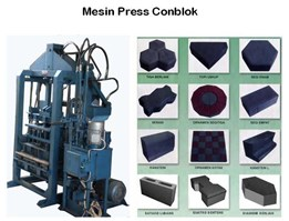 Jual Paving block/ press