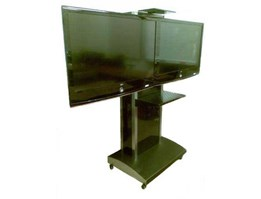 Jual FLOOR STAND LCD TV 2 MONITOR