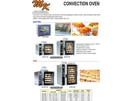 Jual MULKITCHEN CONVECTION OVEN
