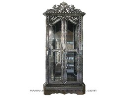 Jual Furniture glass and mirror antiques