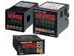Jual COUNTER / TIMER AUTONICS : CTY / CTS / CT SERIES