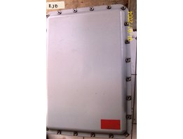 ALLUMUNIUM JUNCTION BOX EXPLOSION PROOF OR FLAME PROOF EX D IIC WITH ATEX CERTIFICATE FOR HAZARDOUS AREA