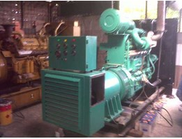 Jual GENSET CUMMINS 500 KVA ( 2nd Recondisi)