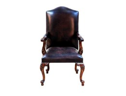 Jual SOFA KULIT ROYAL BROWN