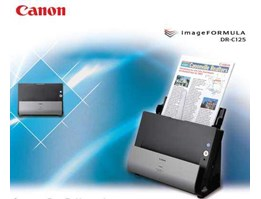 Jual CANON DR-C125 Scanner